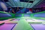 AIREA51 Indoor Trampoline Park - Dodgeball