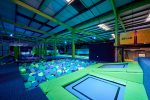 AIREA51 Indoor Trampoline Park - Foam Pit