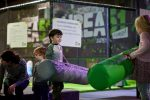 AIREA51 Kids Party Alien Function Room