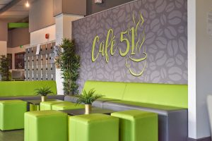 Cafe 51 Food & Drinks - AIREA51
